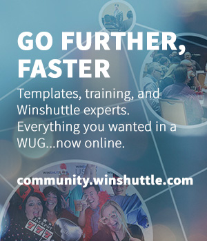 Winshuttle Online Community